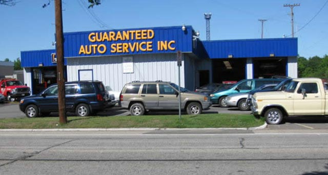 Newport News, VA auto repair shop