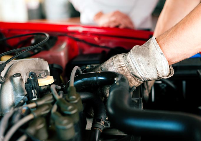 Auto repair services in Newport News